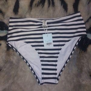Cupshe High waisted bikini Bottom